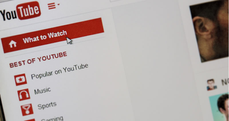 SEO em vídeos no YouTube
