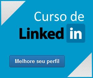 Clique aqui e conheça detalhes sobre o Curso de LinkedIn Online