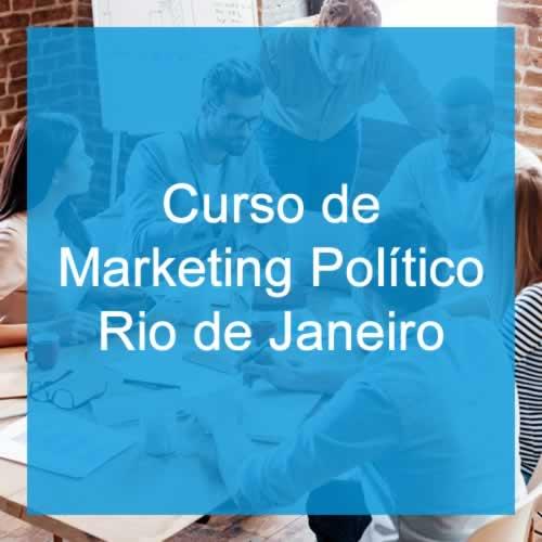 Curso de Marketing Político nas Redes Sociais