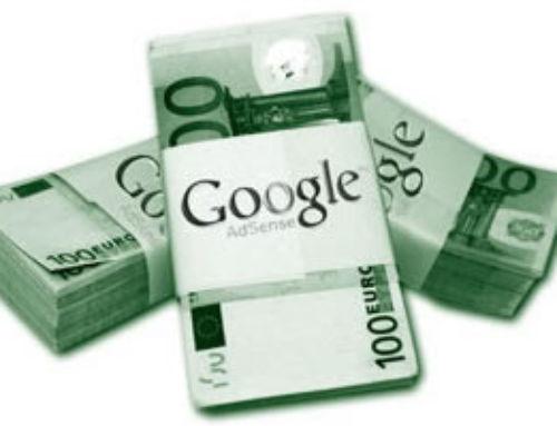 Quanto paga o Google AdSense
