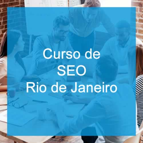 Curso de SEO no Rio de Janeiro