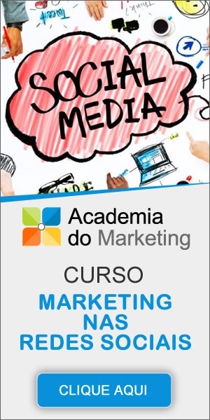 Curso de Marketing nas Mídias Sociais