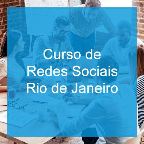 Curso de Redes Sociais no Rio de Janeiro