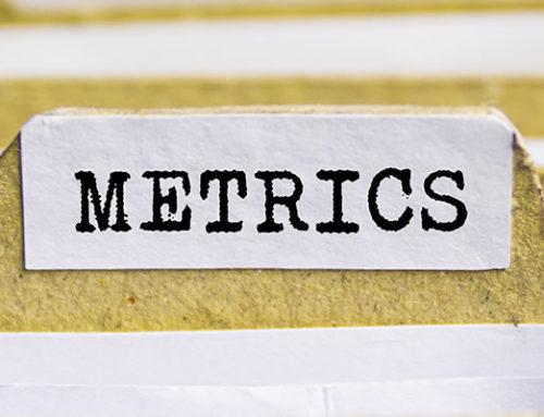 As métricas da vaidade