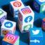 Redes Sociais Horizontais e Redes Sociais Verticais