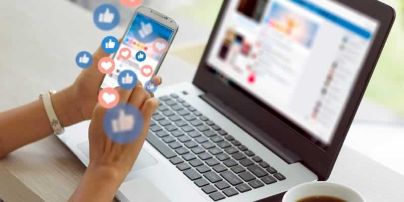 Criação de conteúdo para redes sociais